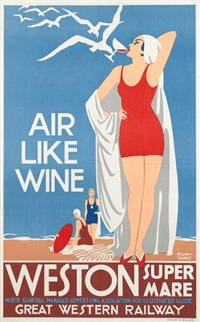 air like wine/weston super mare by william a. sennett