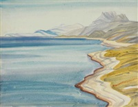 greenland by rockwell kent