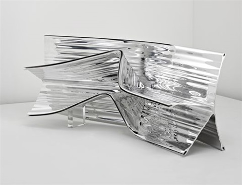 billet 1 extrusion 5 bench by thomas heatherwick