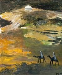 in the desert by mauno markkula