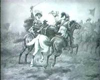 joh baner efter segern vid wolfenbrutel, 1641 by allan egnell