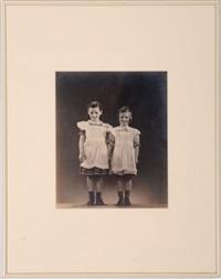 girls in pinafores by edward steichen