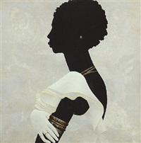 femme en blanc by emilcar simil