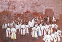 la sortie du sultan by hassan el glaoui