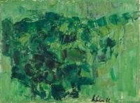 les arbres verts by georges adilon