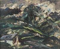 paysage dans la tourmente by emeric (emeric vagh-weinmann)