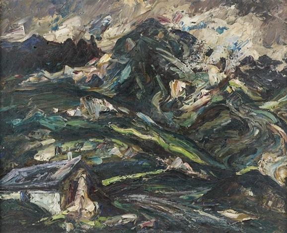 paysage dans la tourmente by emeric emeric vagh weinmann