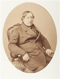 rossini by gustave le gray