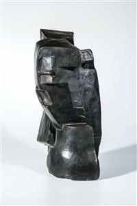 hlava zeny (frauenkopf) by otto gutfreund