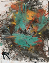 rembrandt overpainting by arnulf rainer