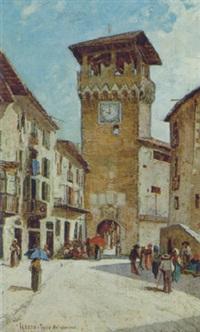 stadtturm by giuseppe garzolini