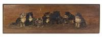 kittens by bessie bamber