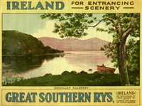 ireland - for entrancing scenery by walter till