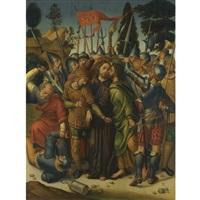 the taking of christ by juan correa de vivar