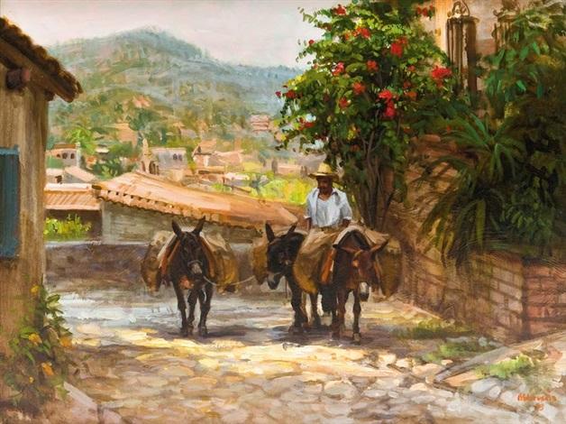 calle de los flores by joe abbrescia