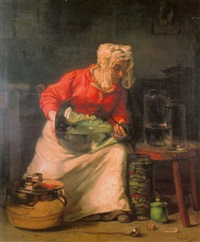 pickling gherkins by frank bentley ashley linton