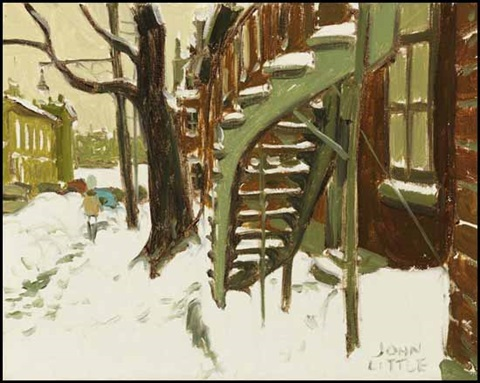 rue morin montreal by john geoffrey caruthers little