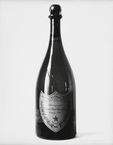 cuvée dom pérignon vintage 1968 by robert mapplethorpe