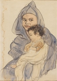 maternidad by george owen wynne apperley