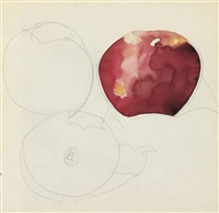 apples by charles demuth