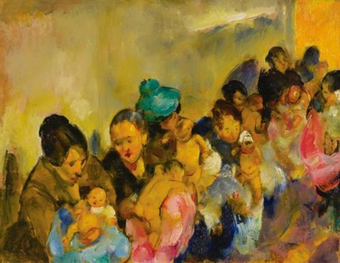 babies health station no13 by martha walter