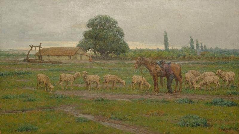 la majadita del rancho by ceferino carnacini