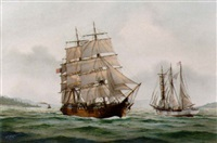 the american clipper