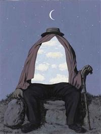 le thérapeute by rené magritte