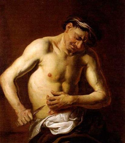 die selbstoperation by christian van couwenbergh
