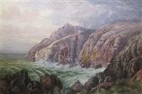 rocky coast by abraham de smidt