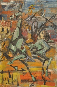 don quichotte by gen paul