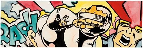 artwork by crash