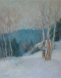 in the laurentians by mary alberta cleland