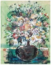 flowers by mustafa pilevneli