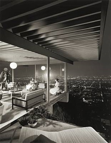 case study house no 22 los angeles ca pierre koenig architect by julius shulman
