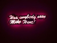 has anybody seen mike hunt? (collab. w/charlotte rawlins) by morag myerscough