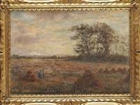 scène pastorale du nord by marie genevieve duhem