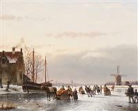 icescape by anton karssen