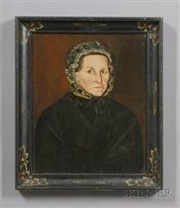 portrait of sally adams by sheldon peck