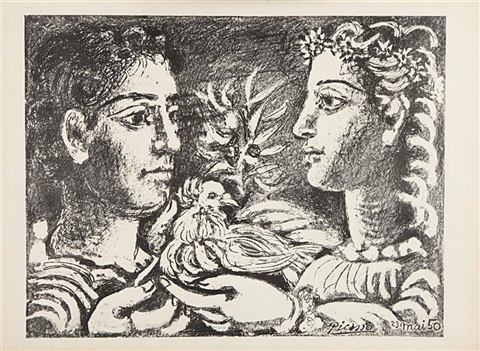jeunesse youth by pablo picasso