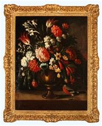 vaso di fiori by italian school-roman (17)