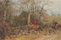 the fernie hunt by john theodore eardley kenney