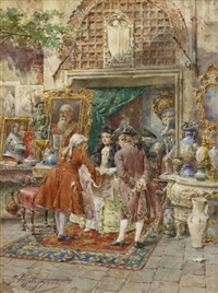 the decorator's presentation by giuseppe vizzotto alberti