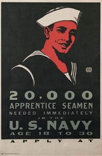 20,000 apprentice seamen by charles stafford duncan