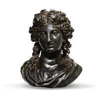 bust of ariadne by luigi valadier