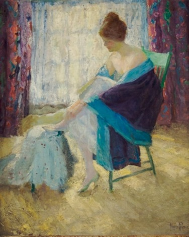 the dressing room by pauline palmer