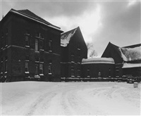 buffalo psychiatric hospital,1869-1880, buffalo ny by james welling