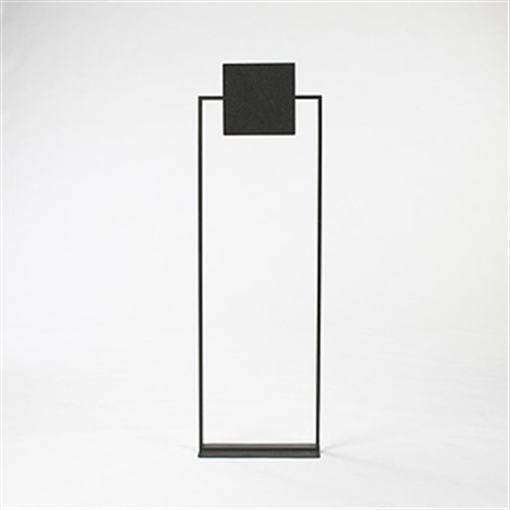 custom pedestal by paul rudolph