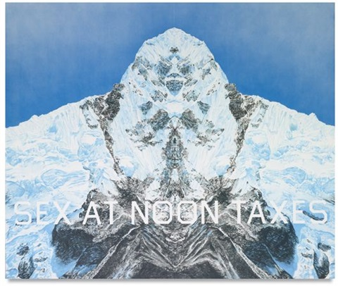 sex at noon taxes by ed ruscha
