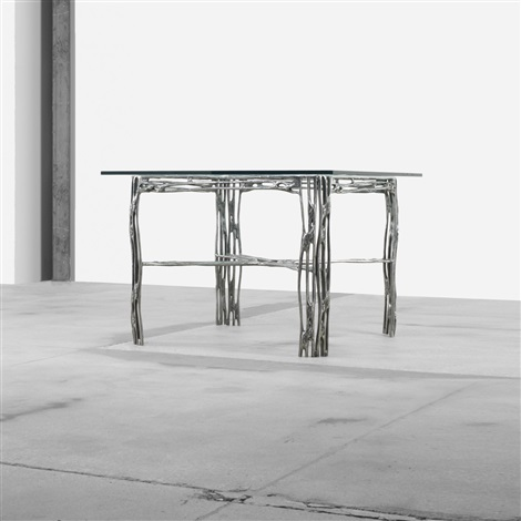 saguaro table by arthur court